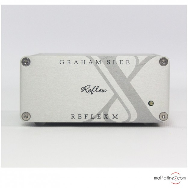 Préamplificateur phono MM GRAHAM SLEE Reflex M
