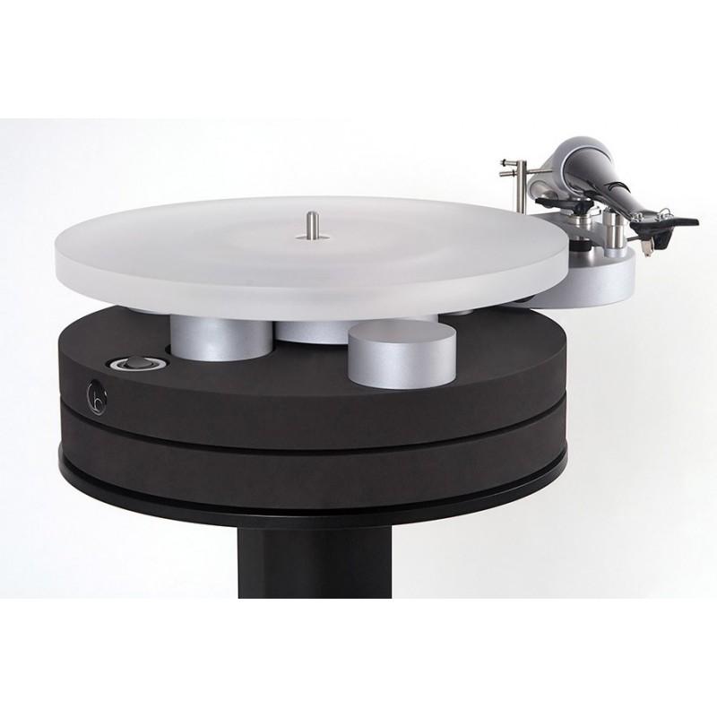 support platine vinyle wilson benesch circle stand. Black Bedroom Furniture Sets. Home Design Ideas