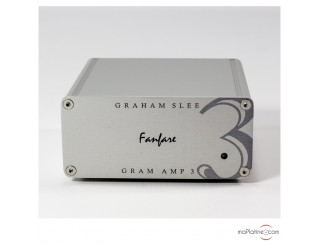 Préamplificateur phono MC GRAHAM SLEE Gram Amp3 Fanfare