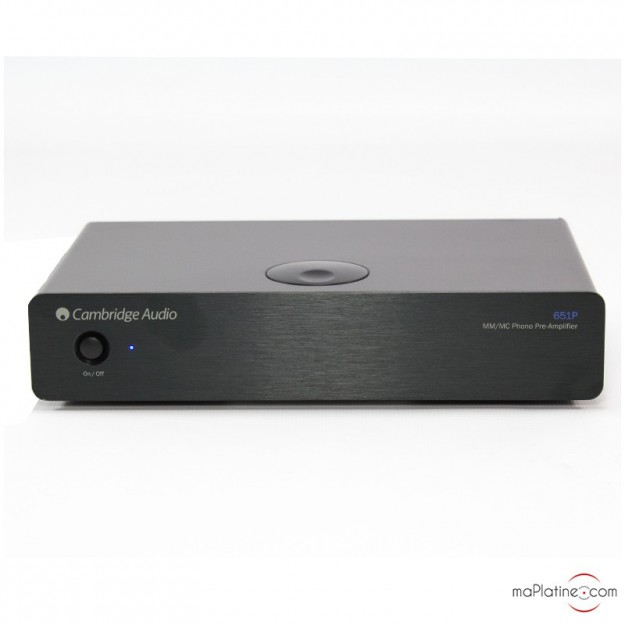 Préampli Phono d'occasion CAMBRIDGE AUDIO 651P