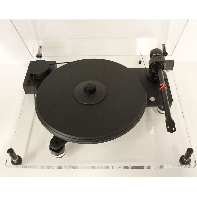 platine vinyle pro ject perspective occasion avec cellule. Black Bedroom Furniture Sets. Home Design Ideas