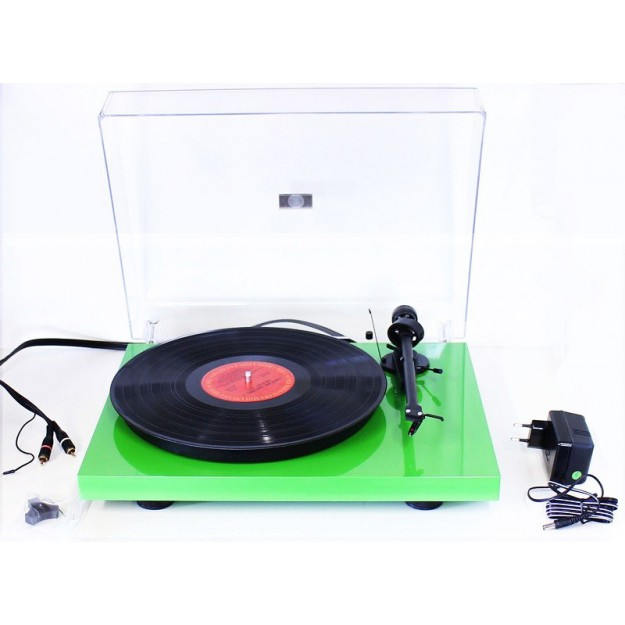 Occasion Platine Pro-Ject Debut III Verte