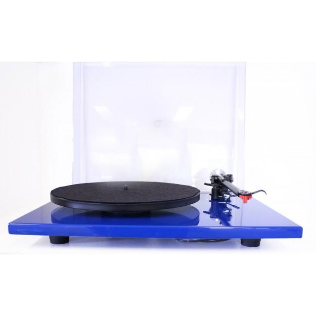 Occasion platine REGA P3/24 blue + alimentation Rega TTPSU