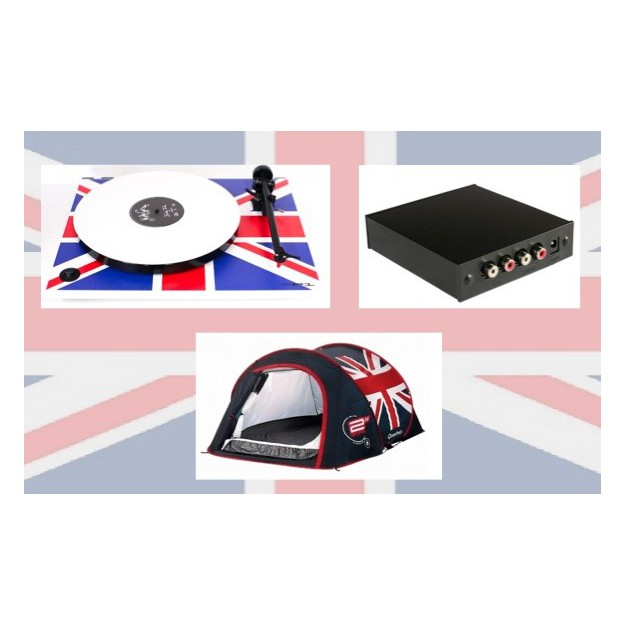 Pack Union Jack Rega