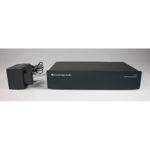 OCCASION PRÉAMPLIFICATEUR PHONO CAMBRIDGE 540 P Black