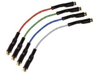 Connecteurs Bras/Cellule Audioquest - HL-5