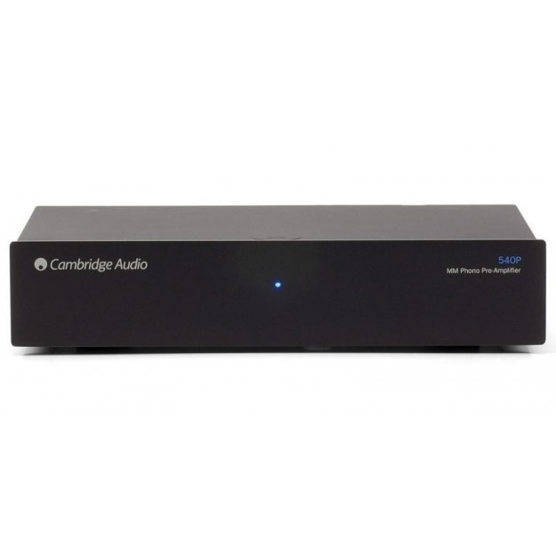 Préampli Phono 540P Black