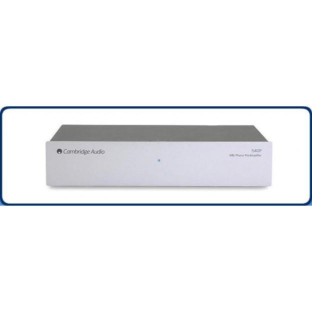 Préampli Phono 540P Silver