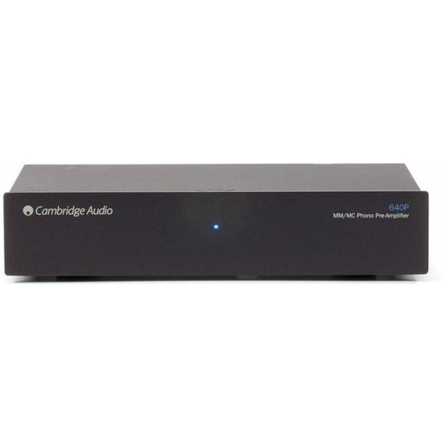 Préampli Phono 640P Black
