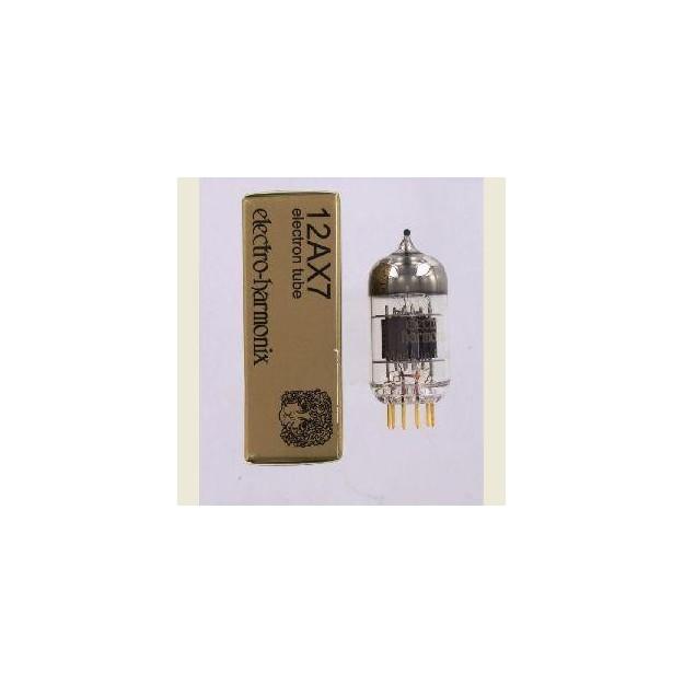 Tube audio double triode 12AX7-EH Gold Electro Harmonix