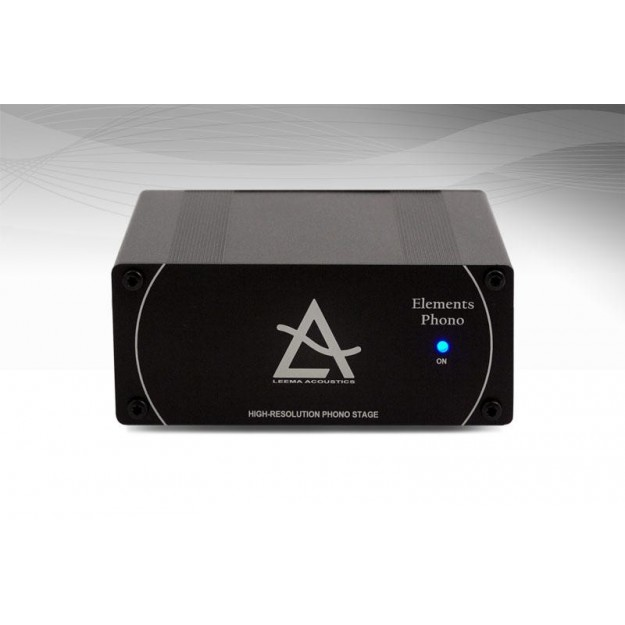 Préamplificateur Phono Leema Elements Phono