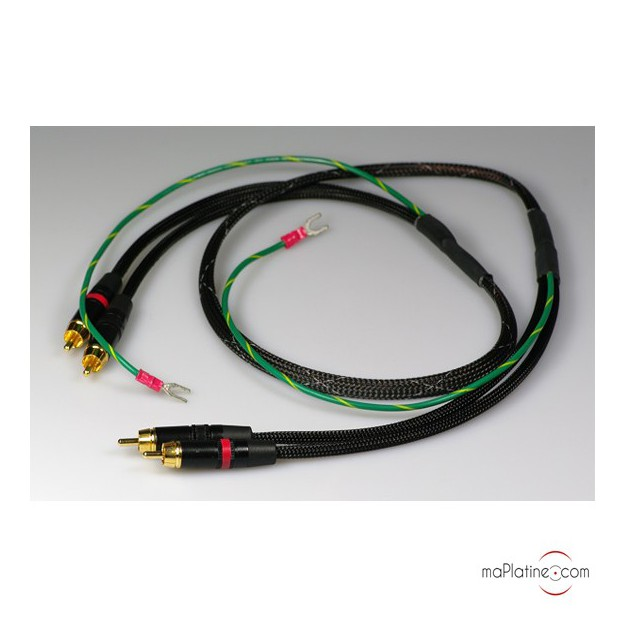 Câble phono VPI JMW Phono cable MK2