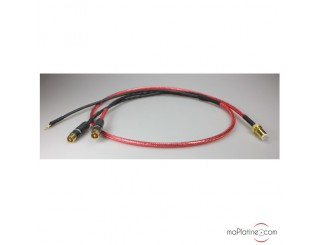 Câble phono Nordost Heimdall 2 - 1,25 m