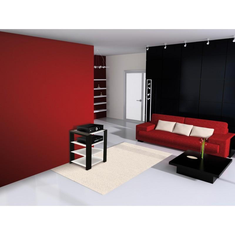 meuble hi fi norstone kubben 1. Black Bedroom Furniture Sets. Home Design Ideas