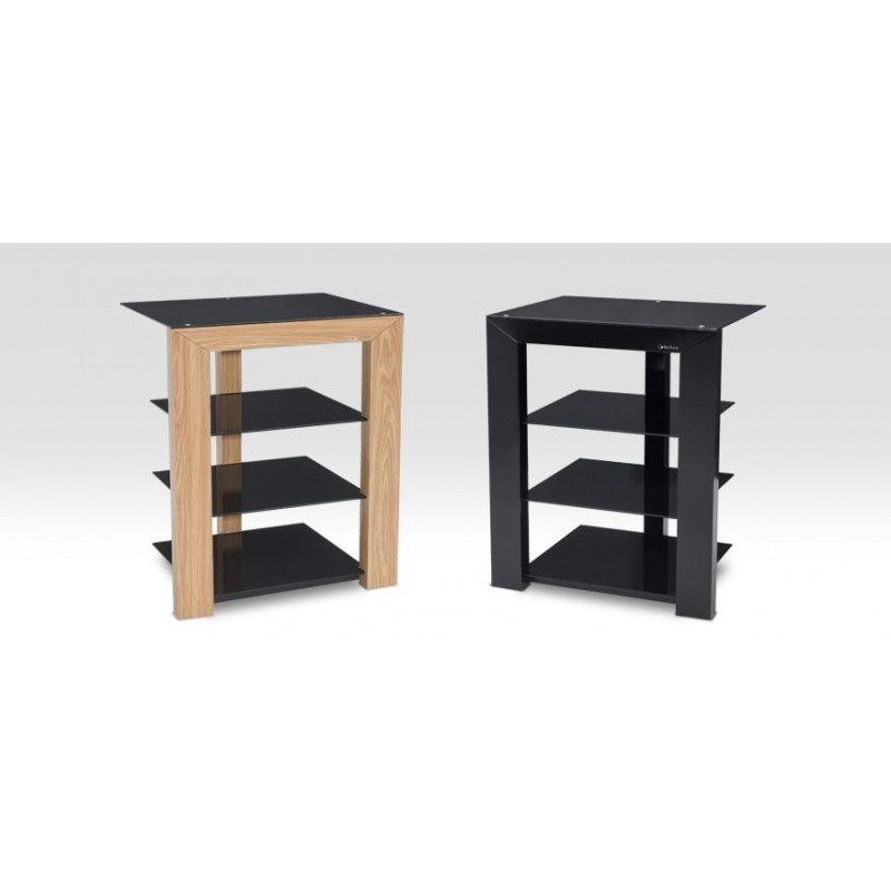 meuble hi fi norstone piu. Black Bedroom Furniture Sets. Home Design Ideas