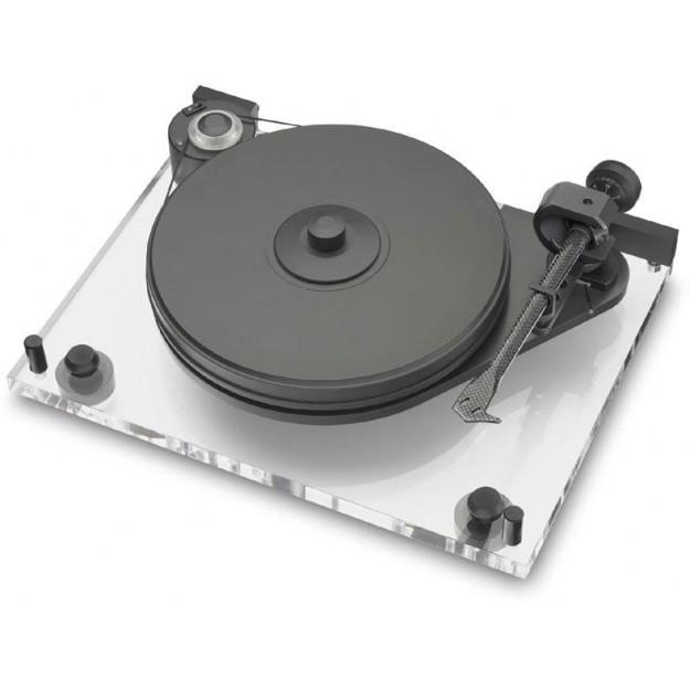 Platine vinyle manuelle Pro-Ject 6-Perspex