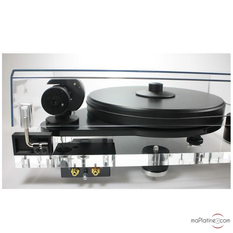 platine vinyle manuelle pro ject 6 perspex. Black Bedroom Furniture Sets. Home Design Ideas