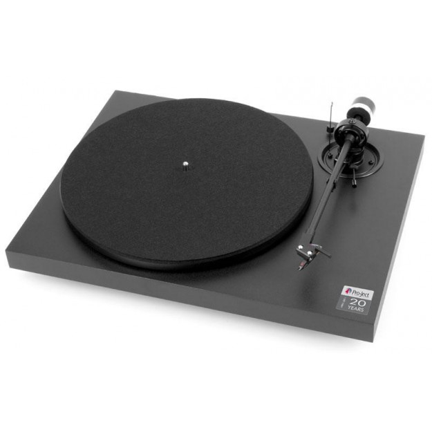 Platine vinyle manuelle Pro-Ject Anniversary