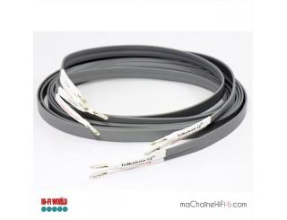 Câbles Haut-Parleurs Tellurium Q Silver