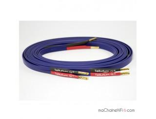 Câbles Haut-Parleurs Tellurium Q Blue