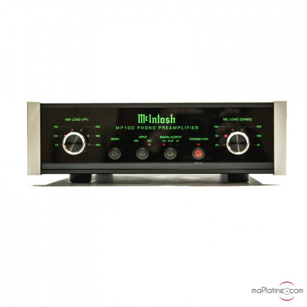 Préamplificateur phono MC Instosh MP 100