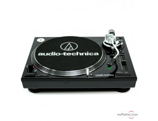 Platine vinyle Audio Technica AT LP120 USB HC