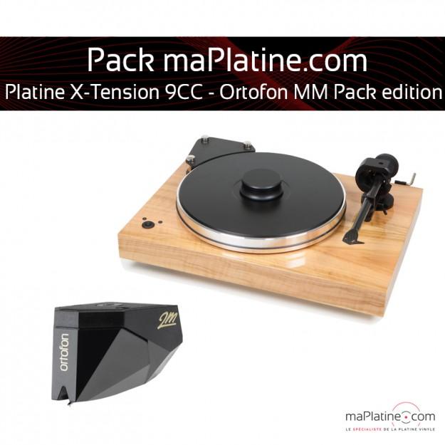 Platine vinyle Pro-Ject X-Tension 9 - Ortofon MM Pack Edition