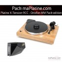 Platine vinyle Pro-Ject X-Tension 9 - Ortofon MM Pack Edition - Olive