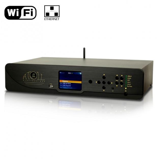 Lecteur réseau Atoll ST 200SE