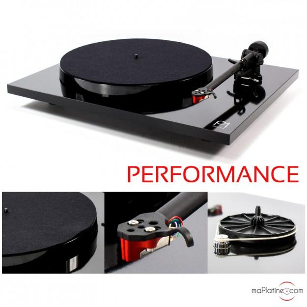 Platine vinyle REGA Planar 1 Performance Pack