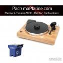 Platine vinyle Pro-Ject X-Tension 9 - Ortofon Pack Edition - Olive