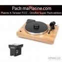 Platine vinyle Pro-Ject X-Tension 9 - Ortofon Super Pack Edition - Olive