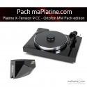 Platine vinyle Pro-Ject X-Tension 9 - Ortofon MM Pack Edition - Noir