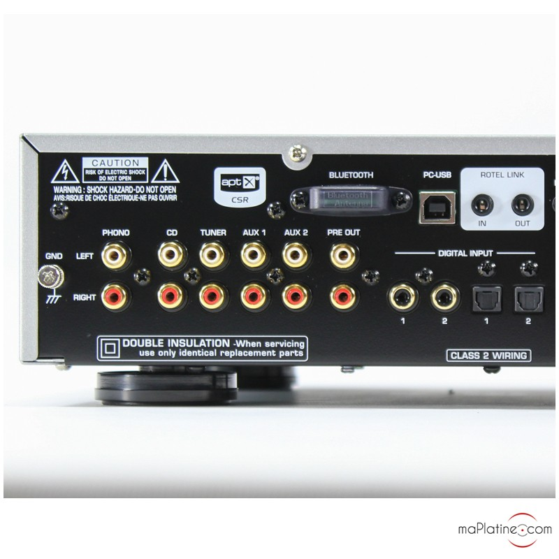 Amplificateur Int 233 Gr 233 Rotel A14 Maplatine Com
