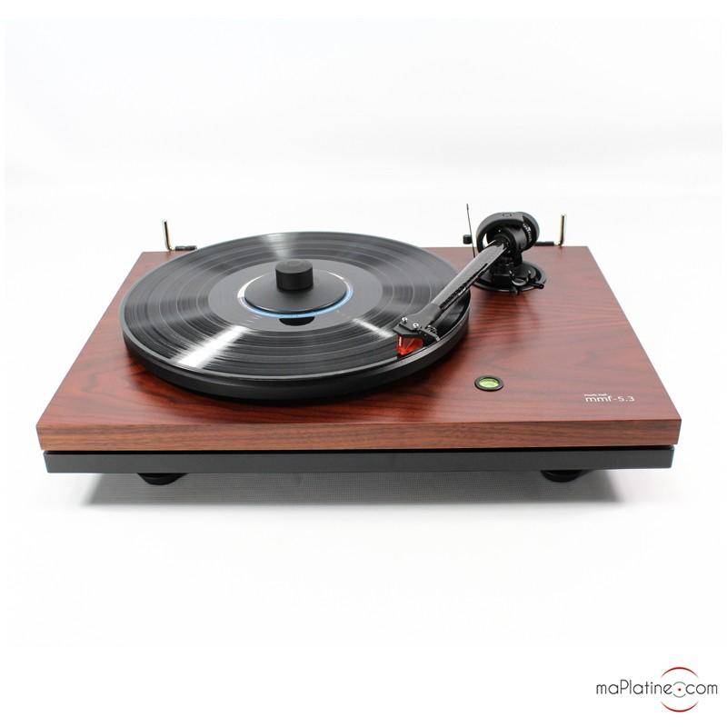 platine vinyle music hall mmf 5 3 se. Black Bedroom Furniture Sets. Home Design Ideas