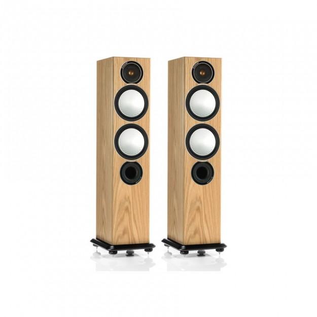 Enceinte colonne Monitor Audio Silver 6