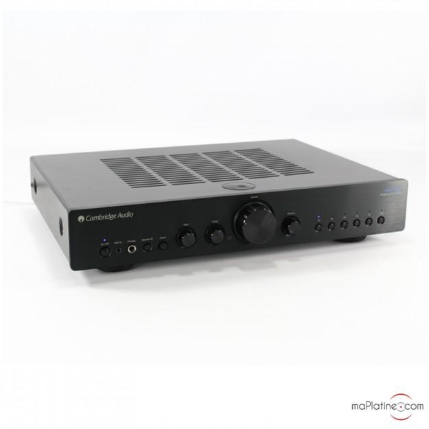 Amplificateur intégré d'occasion Cambridge Audio Azur 351 A