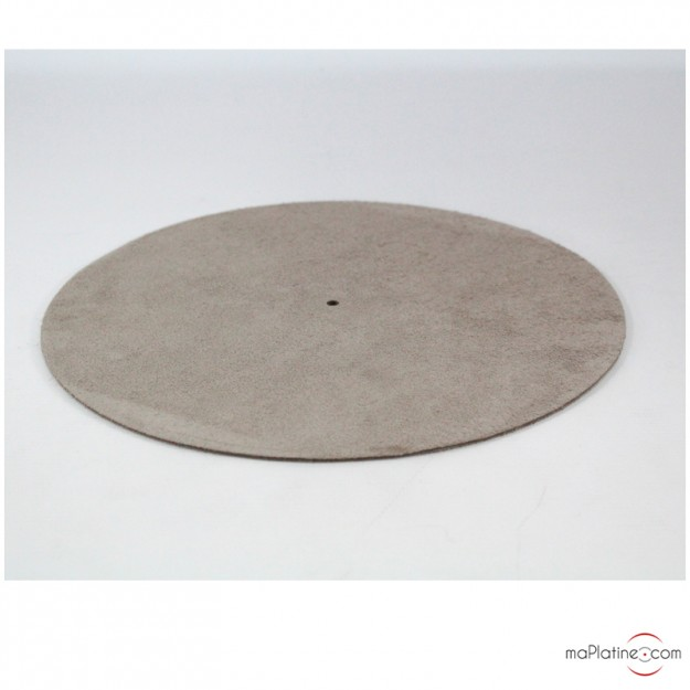 Couvre-plateau en cuir Pro-Ject - Leather it