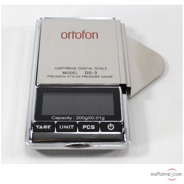 Pése cellule numérique DS-1 Ortofon