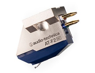 Cellule MC Audio Technica AT F2