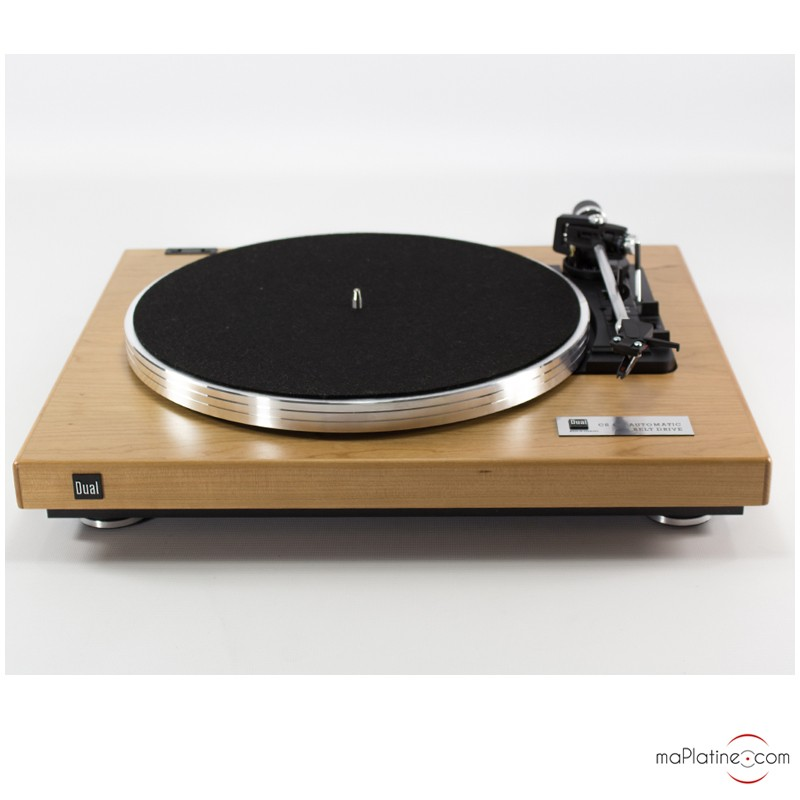 platine vinyle dual cs 460 couleur noyer ebay. Black Bedroom Furniture Sets. Home Design Ideas
