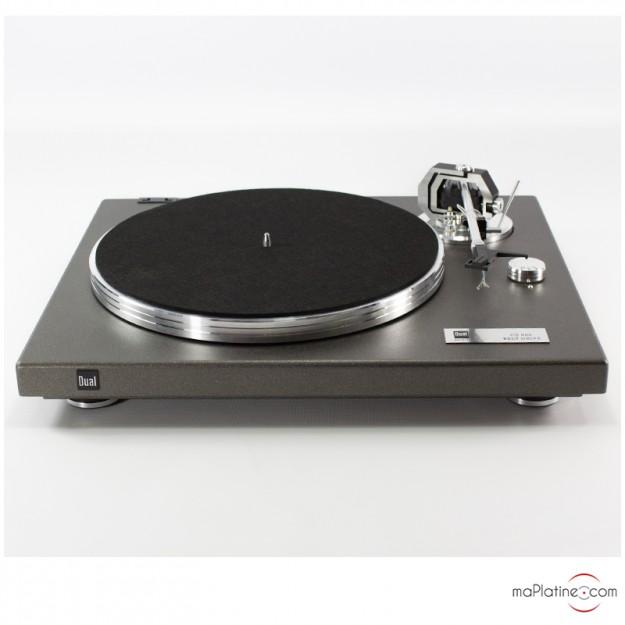 platine vinyle dual cs 550. Black Bedroom Furniture Sets. Home Design Ideas