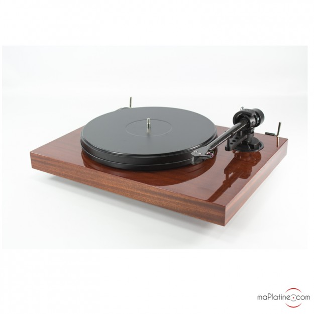 Platine vinyle d'occasion Pro-Ject 2-Xperience avec Speed box S