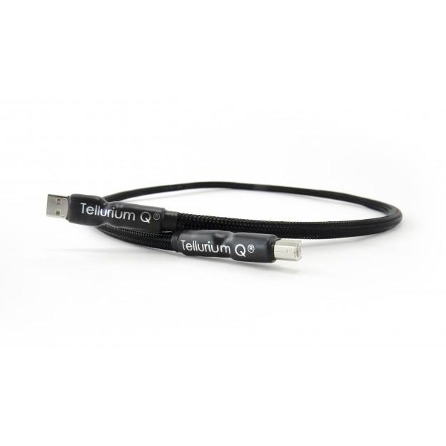 Câble USB Tellurium Q Black