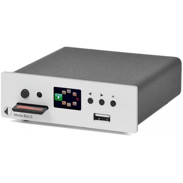Lecteur de carte SD / USB Pro-Ject Media Box S
