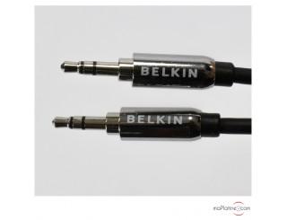 Câble de modulation Belkin Jack 3.5/Jack 3.5
