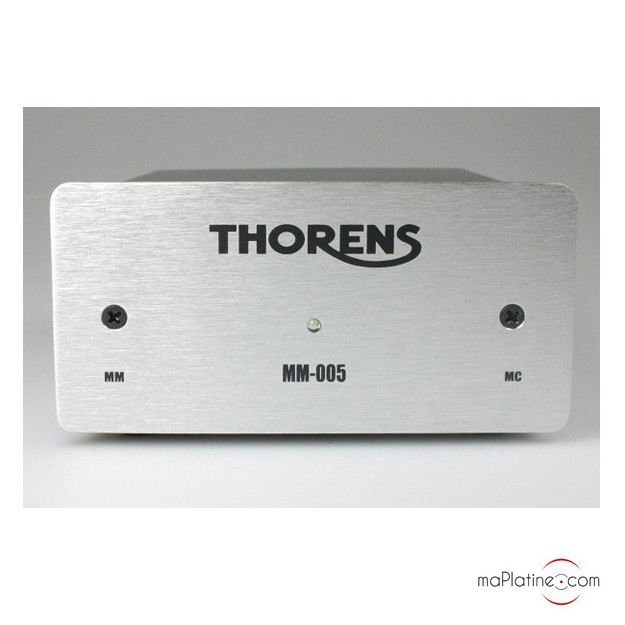 Préamplificateur phono Thorens MM-005