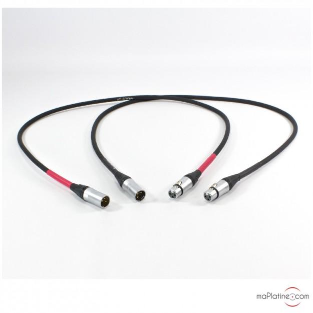 Câble de modulation Tellurium Q Black
