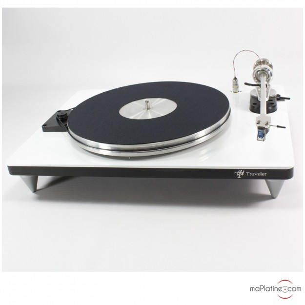 platine vinyle d 39 occasion vpi the traveler cellule ortofon vivo blue. Black Bedroom Furniture Sets. Home Design Ideas