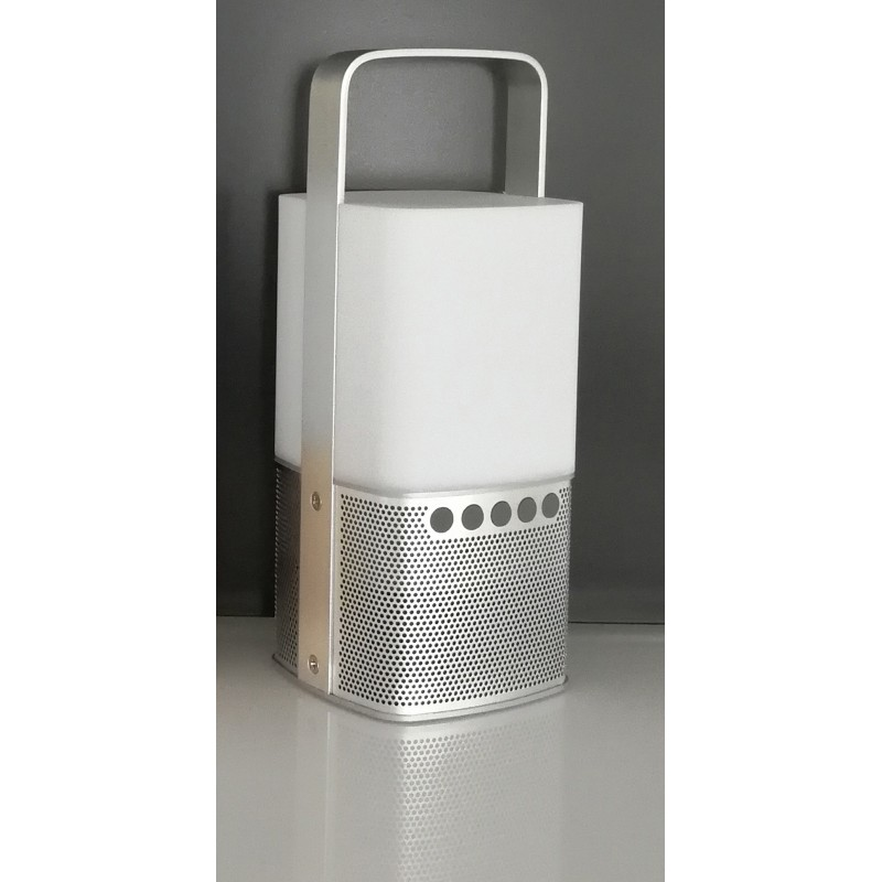 enceinte portable bluetooth scansonic lighthouse. Black Bedroom Furniture Sets. Home Design Ideas